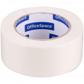 Клейкая лента малярная OfficeSpace, 48мм*50м, ШК КЛ_1796