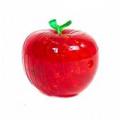 Пазлы пластмассовые яблоко
