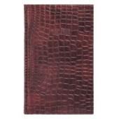 Адресная книга 130*210  DEDALO темн. коричневый  Erich Krause