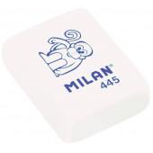 """Ластик Milan """"445"""", прямоугольный, синтетический каучук, 31*23*7мм CMM445"""