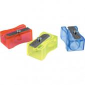 Точилка KUM пластиковая, клиноподобная, одинарная, прямоуг. (24/2688) (K-100-1 FT) (NE3010121)