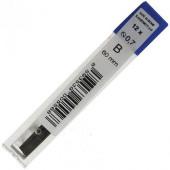 """Грифели для механических карандашей Koh-I-Noor """"4162"""", 12шт., 0,7мм, B"""
